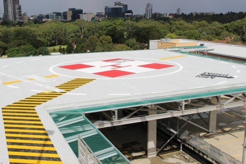 Airport Helipad Design